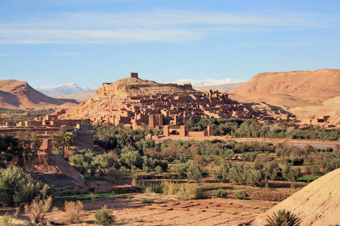 Marrakech – Ouarzazate | Excursão 1 dia