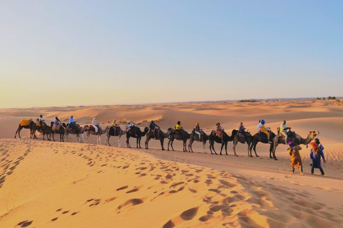 Casablanca – Deserto Merzouga | Tour 8 dias
